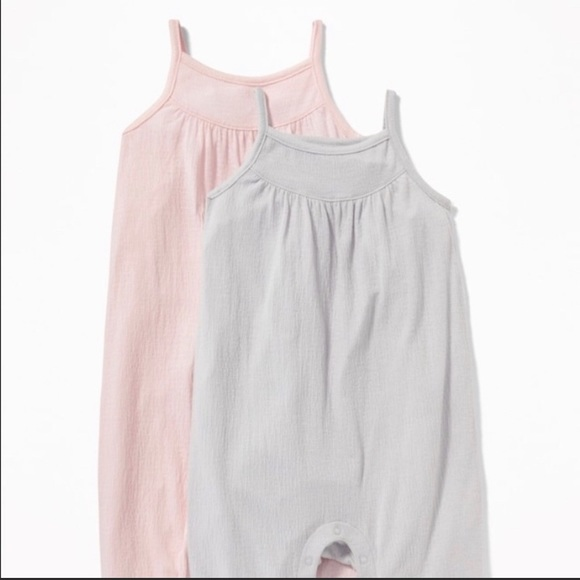 Old Navy Other - Set of TWO Old Navy Rompers